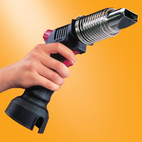 Gas powered heat gun​