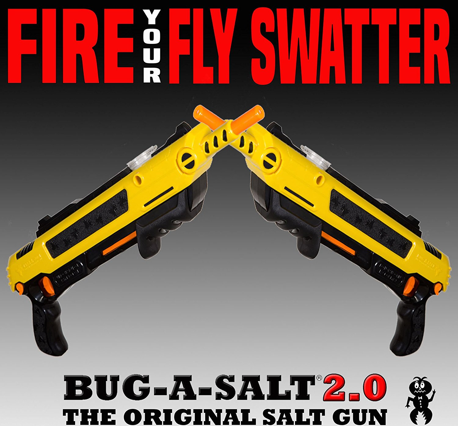BUG A SALT 2.0 - 2 PACK - BEST VALUE!