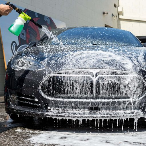 Best Foam Gun For Car Wash