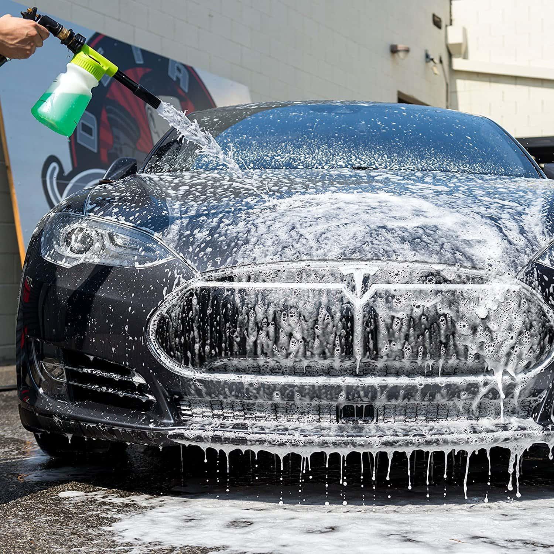 Foam Spray Car Wash >> The 7 Best Foam Gun For Car Wash Reviews 2019