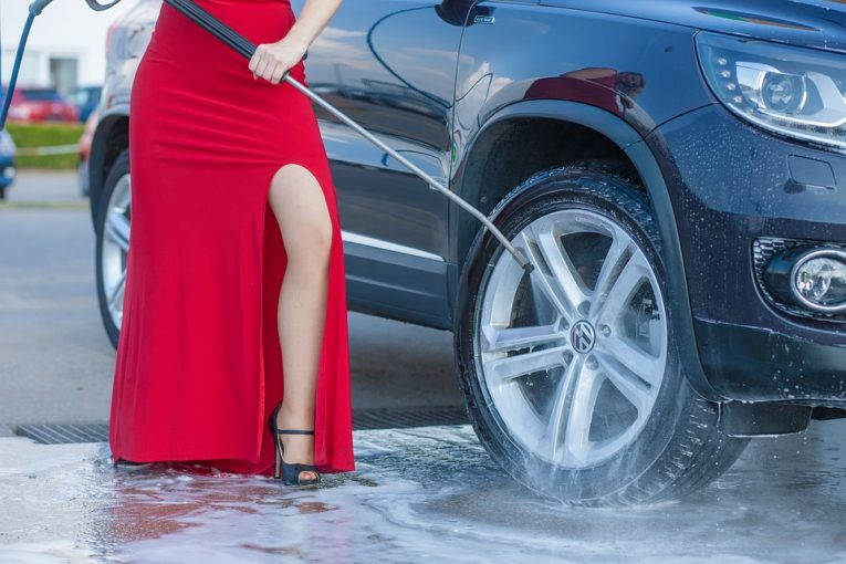 how to wash your cars