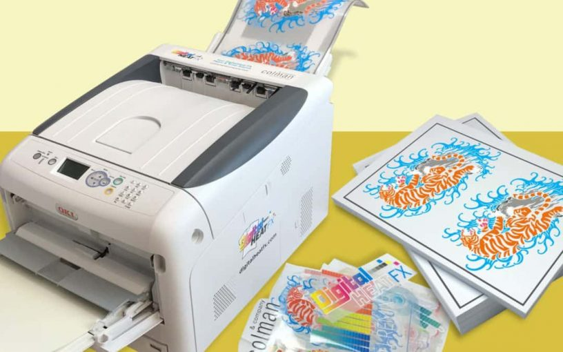 Best Printers For Heat Transfers