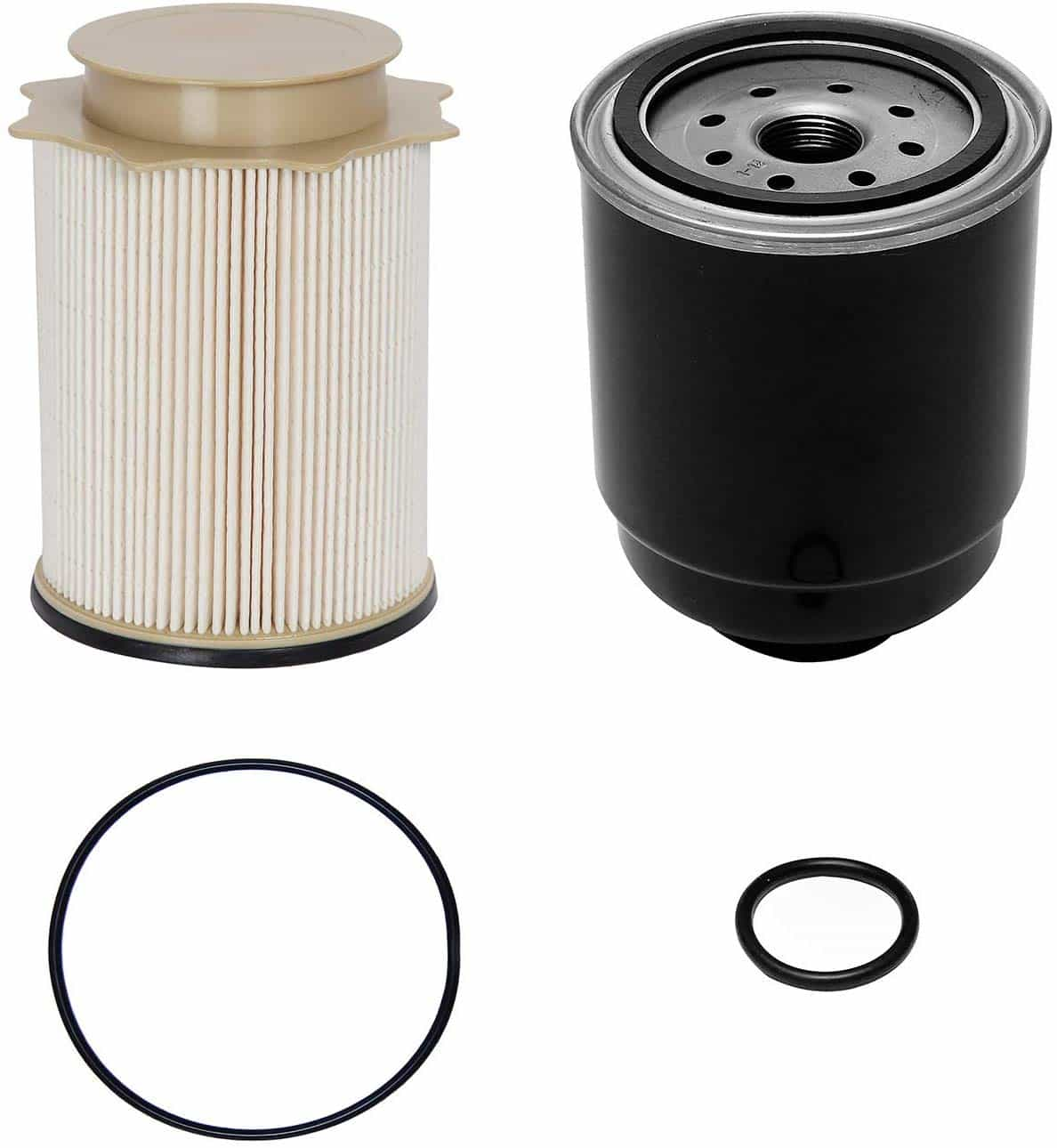 6.7L-Cummins-Fuel-Filter-Water-Separator-Set