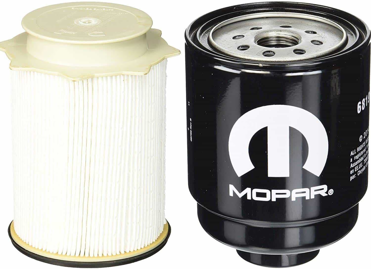 Dodge-Ram-6.7-Liter-Diesel-Fuel-Filter-Water-Separator-Set-Mopar-OEM