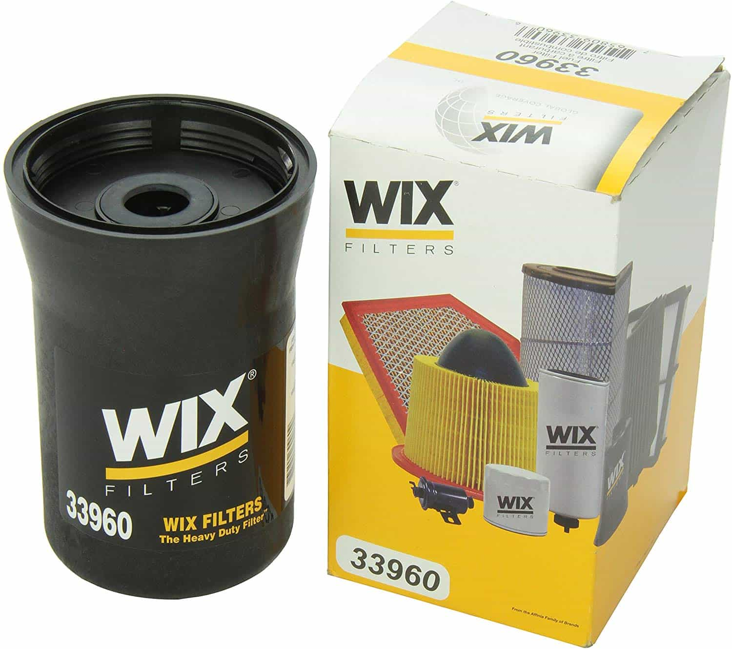 WIX_Filters_33960_Heavy_Duty_Spin_On_Fuel_Water_Separator